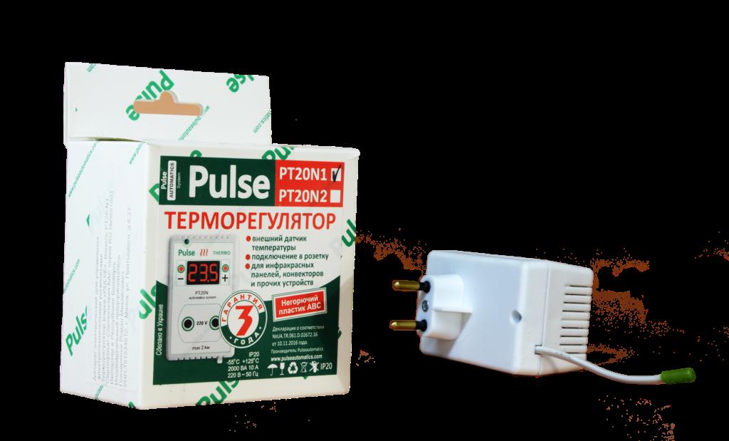 Розеточный терморегулятор ТеплопитБел